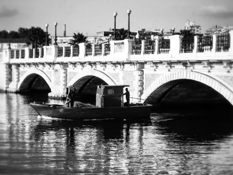 Taranto, Ponte di Pietra